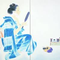 'Nihonga Paintings: Kyoto — Cherished Images, Past and Present'