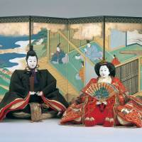 Set of Hina dolls, Oki Heizo III (1895) | MITSUI MEMORIAL MUSEUM