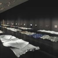 Installation view of 'Tradition and Creation' at Tokyo Opera City Art Gallery. | KEIZO KIOKU