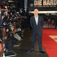 Bruce Willis says he's against new gun controls