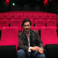 Time sensitive: Tetsuya Bessho, actor and founder/director of Yokohama's Brillia Short Shorts Theater. | HIDEKI NOMOTO