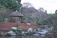 The garden at the Taizoin sub-temple, dating from 1404