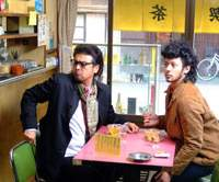 Tomokazu Miura and Joe Odagiri in 'Ten Ten'  © 2007 'TEN TEN' FILM PARTNERS