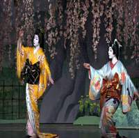 Dance plays a crucial role in 'Hannari — Geisha Modern'