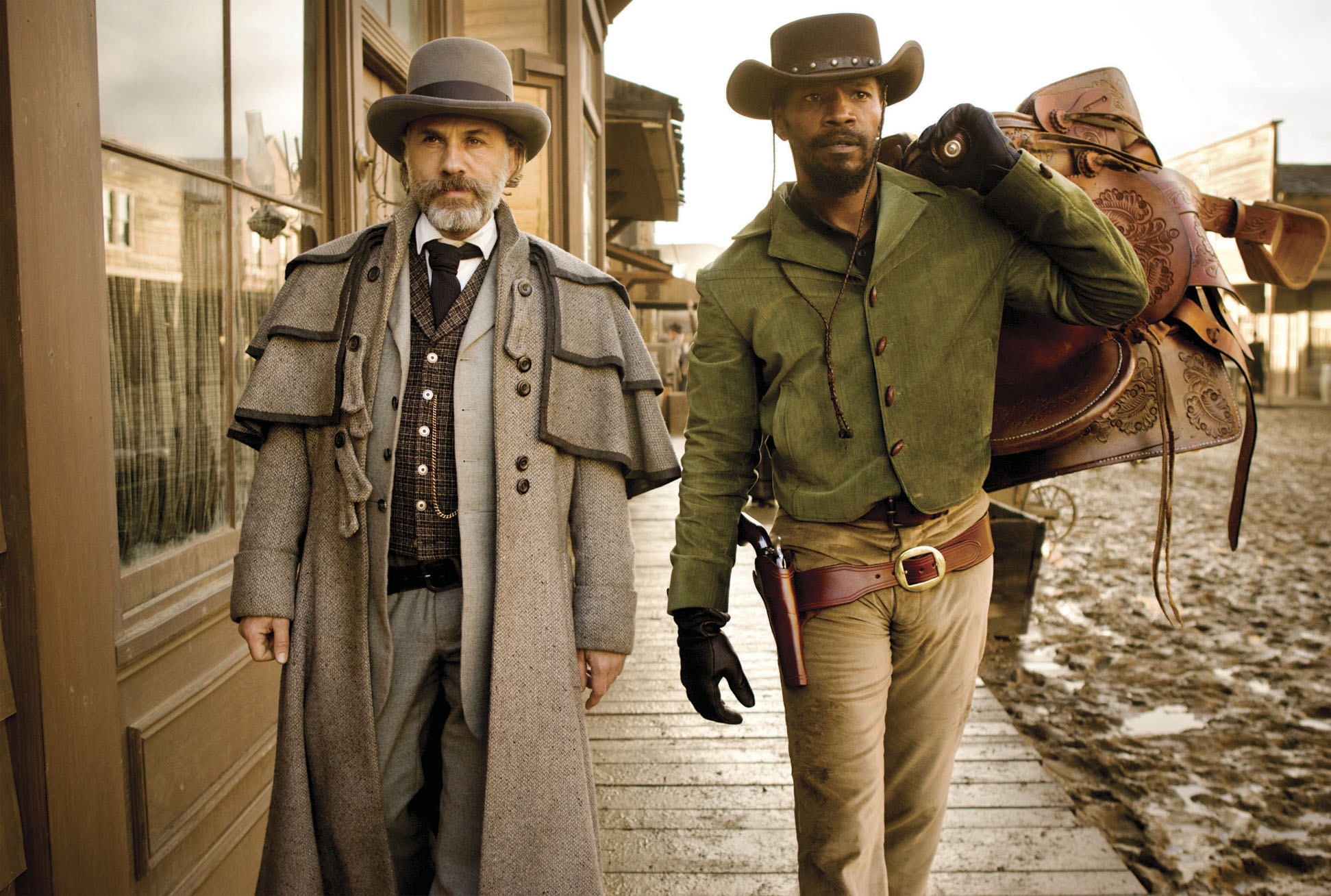 Inequity of slavery reaps vengeance in 'Django' | The ...