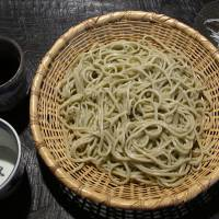 Soba and tempura make for a classic combination