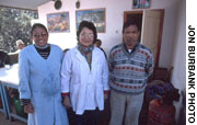 Nepalese doctor offers hope to leprosy sufferers