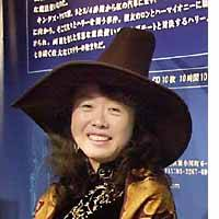 Yuko Matsuoka (above), who says she fell under  a 'Harry Potter spell'  and felt it was her 'mission' to translate the books and publish  them in Japan.