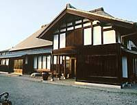 The old, renovated Kobuchi house