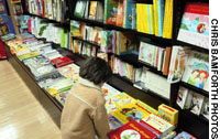 Shopping for the little bookworms
