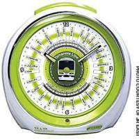 An alarm clockK from JR East plays the jingles from every Yamanote Line station depending what time it is set for.