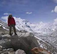 No mountain too high for oldest man ever to scale Everest