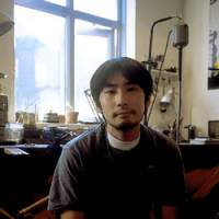 Jewelry designer Naohito Utsumi, a London resident since he was 17.