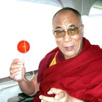 Dalai Lama: Ocean of wit and wisdoms