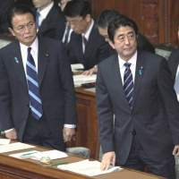 Keep Abe's hawks in check or Japan and Asia will suffer