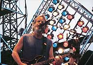 Bob Weir on stage Aug. 11 at the Mount Fuji Jazz Festival