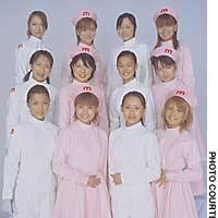 Morning Musume as they are now