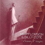 Mary Lorson and Billy Cote: 'Piano Creeps'
