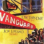 Joe Lovano Notet: 'On This Day'