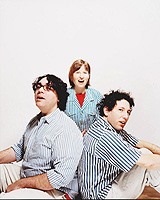 Yo La Tengo are (from left) James McNew, Georgia Hubley and Ira Kaplan. (Photos by Matthew Salacuse, Harumi Aida and Nachi Yamazaki)