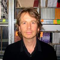 Steve Beckett (above) founder of the Warp record label