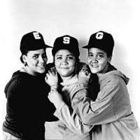 ESG's Scroggins sisters (from left: Renee, Valerie, Marie) continue to join the dots between punk, funk, disco and rap.