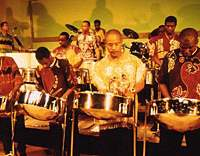The Caribbean Magic Steel Drum Orchestra