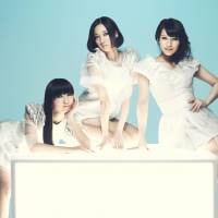 Springing to life: The three members of Perfume (from left, Kashiyuka, Nocchi and A-chan) have released a new single, 'Spring of Life,' to coincide with their push into overseas markets.
