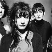 They're back: My Bloody Valentine in their former days as pioneers of what's become known as 'shoegazing' music. | &#169; STEVE DOUBLE