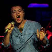 Nothing Compares: Sinead O'Connor performs in Cologne, Germany, in April last year. | AP