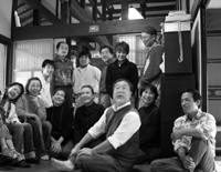 Artisans of Shiga Prefecture-based collective Akeppiroge