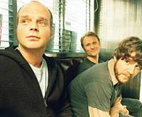 New York's Medeski, Martin & Wood perform at 'True People's Celebration 2006.'