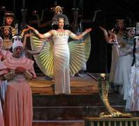 Kiev Opera, who tour Japan from Sept. 23, perform Verdi's 'Aida.'