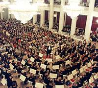 Saint Petersburg Philharmonic Orchestra will commemorate Shostakovich in Kita-Kyushu City on Nov. 17.