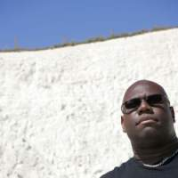 Carl Cox enjoys sunnier climes.