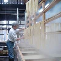 Kyoto business Yubahan has been making yuba since 1716. | YUKARI PRATT PHOTO