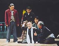 'Kanadehon Hamlet' is a comedy about the highs and lows of Japan's first-ever production of ''Hamlet.'
