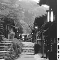 Historic Tsumago: a time capsule of Edo living