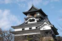 The castle has the oldest surviving donjon in Japan.