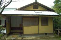 The Jo-an tea-ceremony house within Uraku-en.