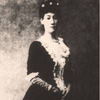 Star attraction: Sutematsu Oyama (1860-1919) was sent to America shortly after her home domain of Aizu was defeated in 1868. When she returned 10 years later, she 'married well' and was soon the belle of Tokyo high-society balls.