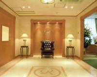 The sales floor of JTB Corp.'s Royal Road Ginza in Chuo Ward, Tokyo, is designed to provide an atmosphere of luxury.