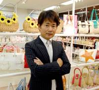 Handbag entrepreneur owes success to quality, celebrities