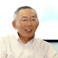 Tadashi Yanai, chairman and CEO of Fast Retailing Co., speaks during a recent interview at the company's headquarters in Chiyoda Ward, Tokyo. | SATOKO KAWASAKI PHOTO