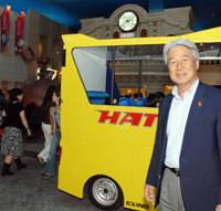 Retiree starts anew with Kidzania career theme park