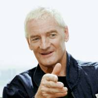 Dyson urges youths to take interest in engineering, science