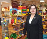Seller of educational toys finds a niche