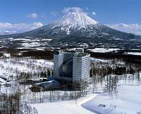Room with a view: Hilton Niseko Village, which opened July 1, stands at the foot of Mount Yotei in Hokkaido's Niseko resort area. | COURTESY OF HILTON NISEKO VILLAGE PHOTO