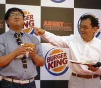 Angry Whopper adds spice to burger wars