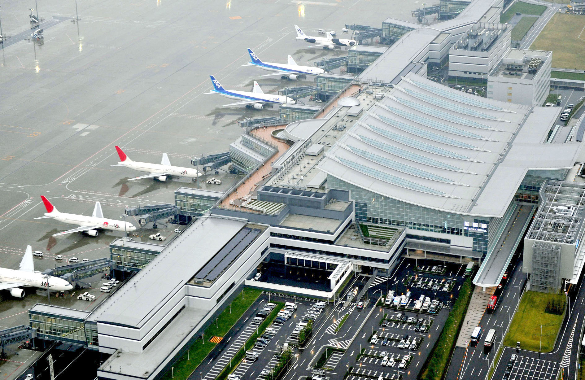how to go to haneda airport